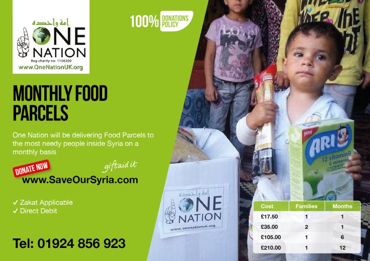 Food Parcel Appeal