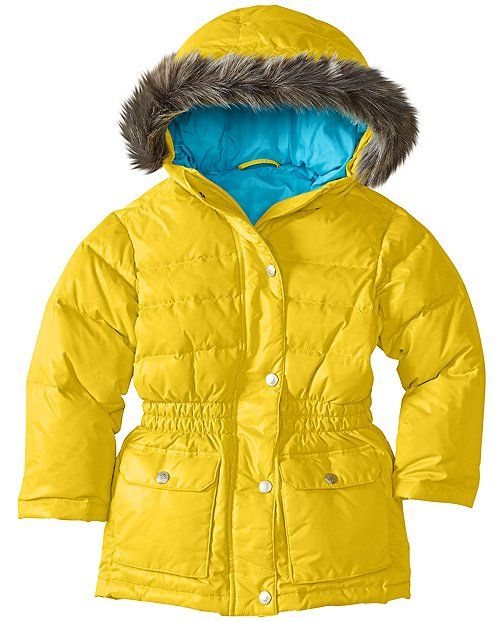 Kids winter coat